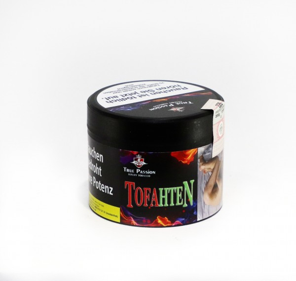 True Passion - Tofahten 200g
