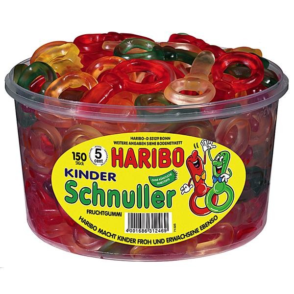 Haribo Kinder Schnuller 1x150