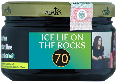 Adalya ICE LIE ON THE ROCKS 200g