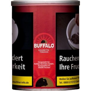 Buffalo Red 150g