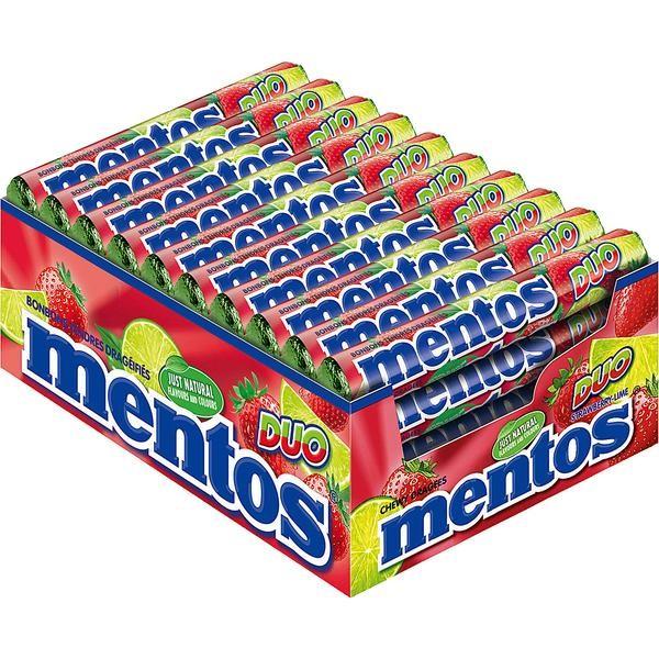 Mentos El Duo 1x40