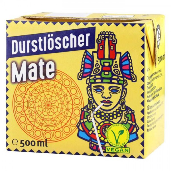 Durstlöscher Mate 12x0,5L