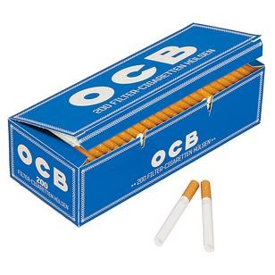 OCB Hülsen Blue 5x200