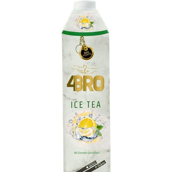 4Bro Ice Tea Lemon 8x1l