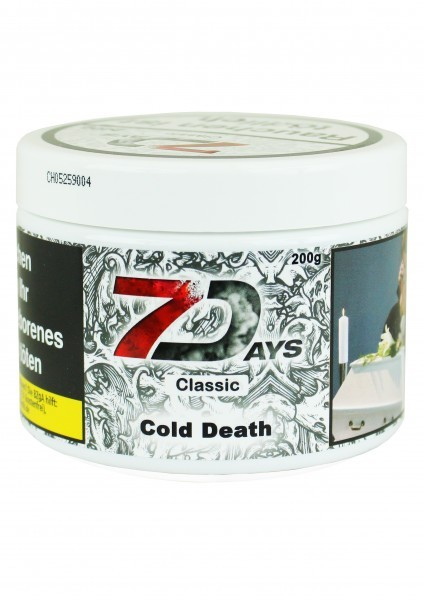 7Days Classic - Cold Death - 200g