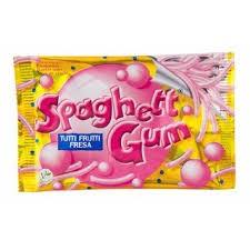 Spaghetti Gum 1x24