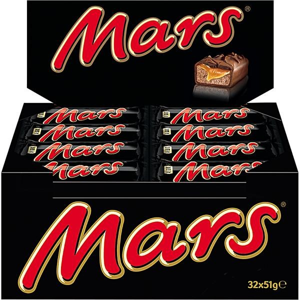Mars 32x50g