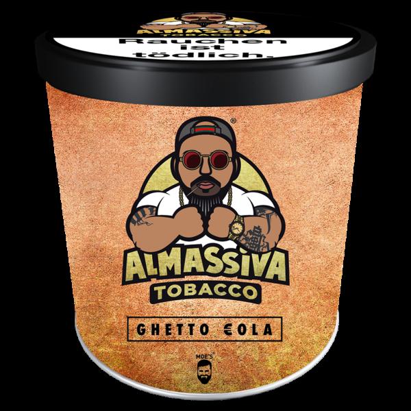 Almassiva Ghetto Cola 200g