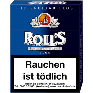 Rolls Blue8x23er