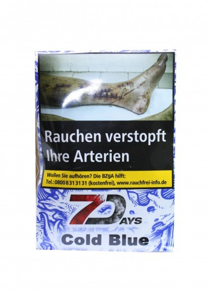 7Days Classic - Cold Blue - 20g