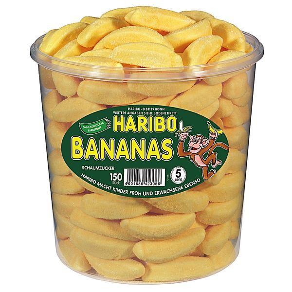 Haribo Bananen 1x150