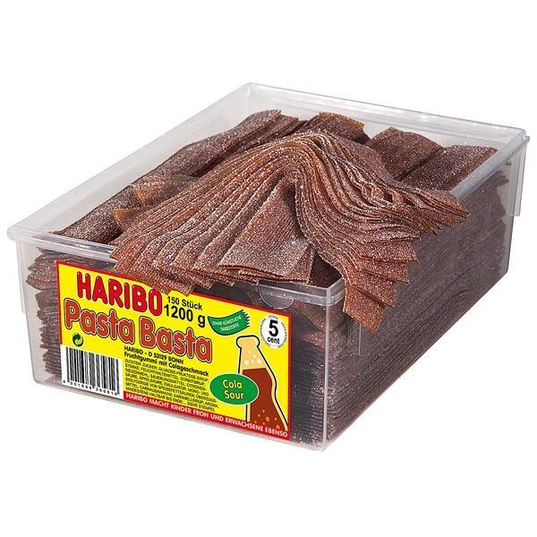 Haribo Pasta Basta Cola 1x150