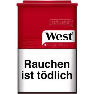 West Red Volume Tobacco 65g