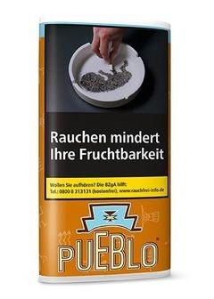 Pueblo Burley Blend 10x30g 4,80€