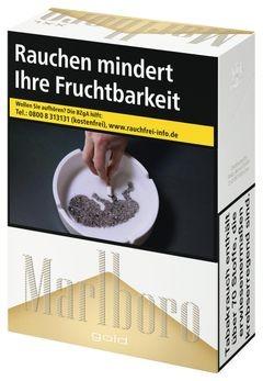 Marlboro Gold OP XXL-Box 9,00€