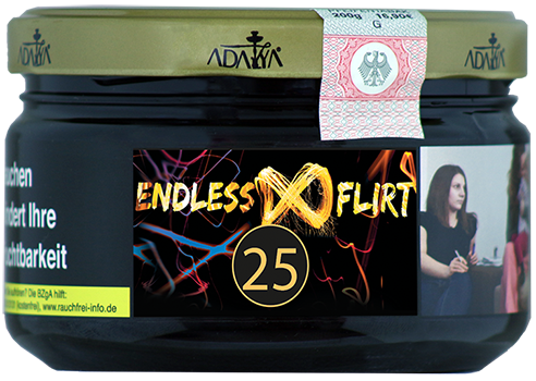 Adalya ENDLESS FLIRT 200g