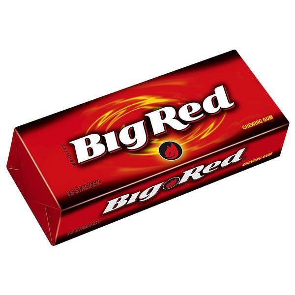 Wrigley´s Big Red 8x15