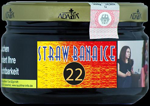 Adalya Straw Bana Ice 200g (22)