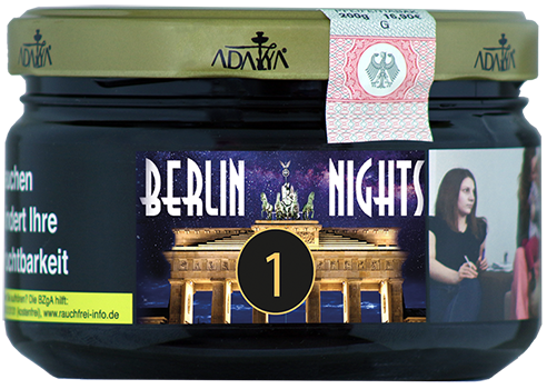 Adalya Berlin Nights 200g (1)