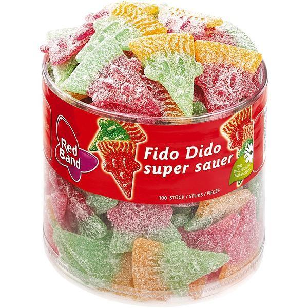 Red Band Fido Dido Super Sauer 1x100
