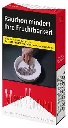 Marlboro Red Long OP-Box 7,10€