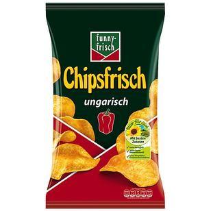 Funny Frisch Chips Ungarisch 1x175g