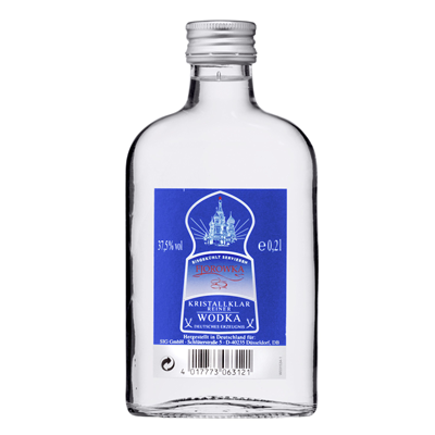 Fjorowka Wodka 37,5% Vol. 12x0,2L