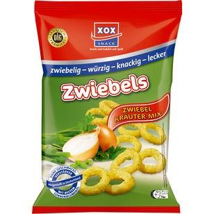 XOX Zwiebelringe 24x40g