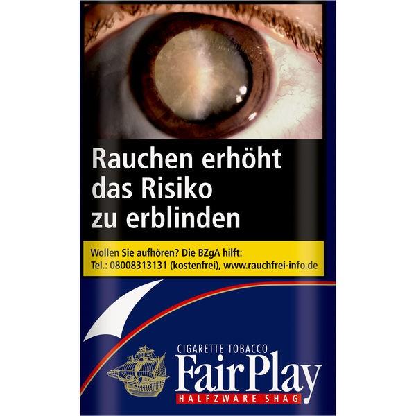 Fair Play Halfzwar 10x30g