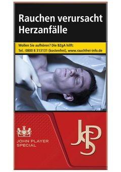 JPS Red Long OP-Box 6,70€