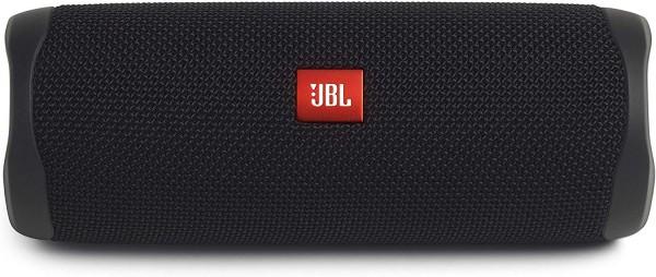 JBL Flip 5 Bluetooth Box (Wasserdichter, portabler Lautsprecher mit umwerfendem Sound, bis zu 12 Stu