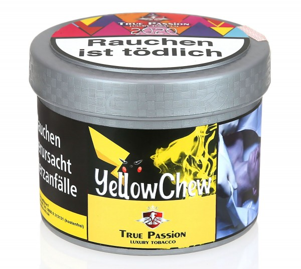 True Passion Yellow Chew 200g