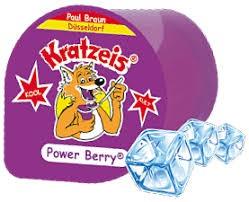 Braun Kratzbecher Power Berry 1x40