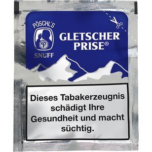 Gletscherprise Snuff Tüte 10x10g