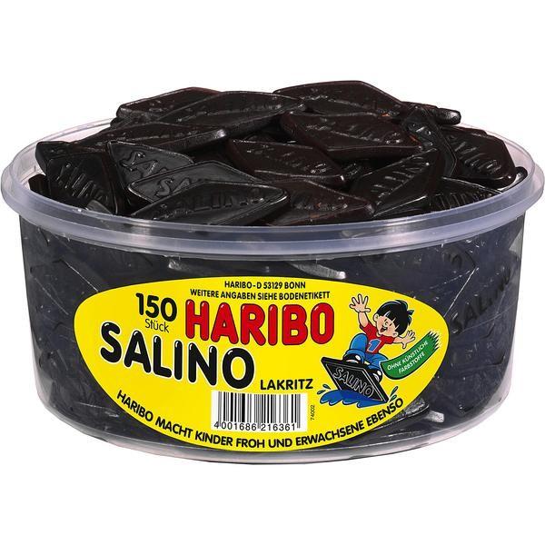 Haribo Salinos 1x150