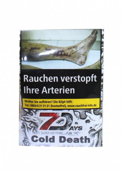 7Days Classic - Cold Death - 20g