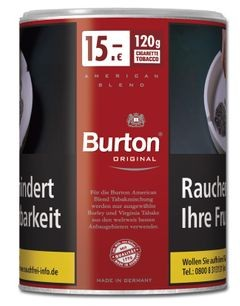 Burton Red 120g