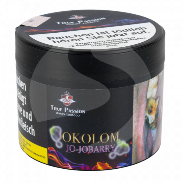True Passion Okolom Jo-Jobarry 200g