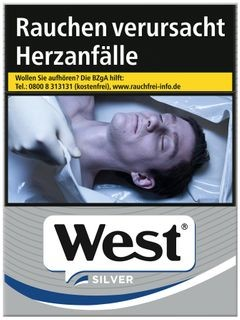 West Silver Euro 7,00€