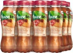 Fuze Tea Pfirsich Hibiskus 12x0,04L
