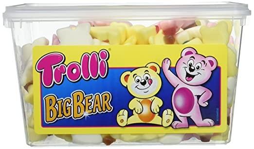 Trolli Big Bär 1x150