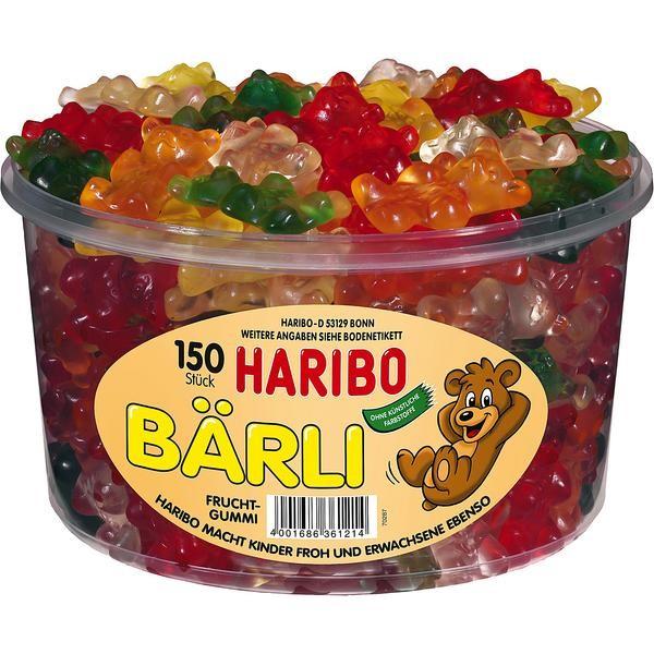 Haribo Bärli 1x150