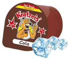Braun Kratzbecher Cola 1x40