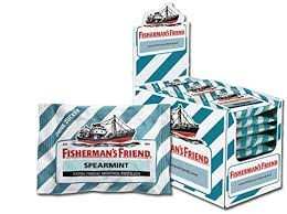 Fisherman´s Friend Spearmint o.z. 1x24