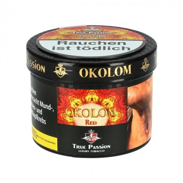 True Passion Okolom Red 200g