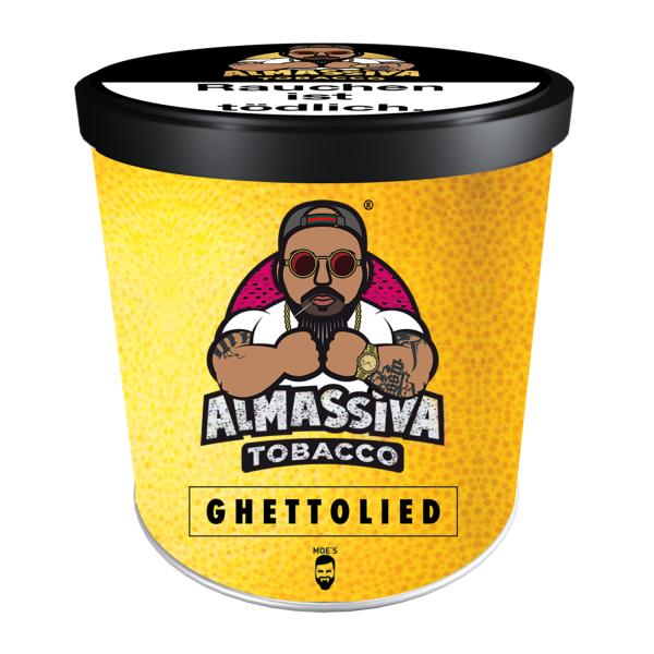 Almassiva Ghettolied 200g