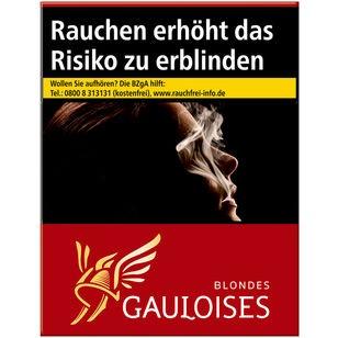 Gauloises Blondes Rot 12,00€