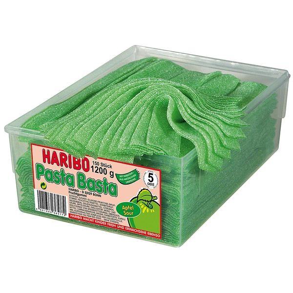 Haribo Pasta Basta Apfel 1x150