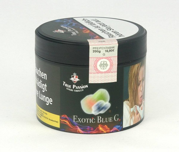 True Passion - Exotic Blue Guava 200g