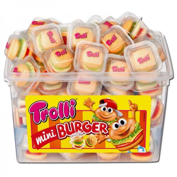 Trolli Mini Burger 1x60